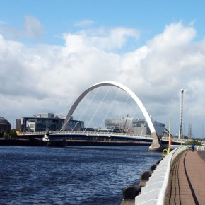 Puente Clyde Arc (Glasgow)
