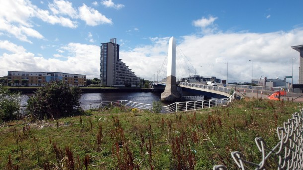 Puente Clyde Arc (Glasgow)