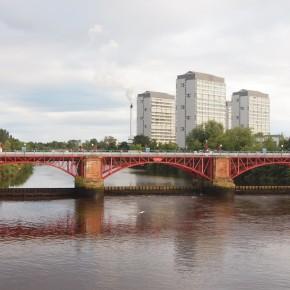 Puente Tidal Weir (Glasgow)