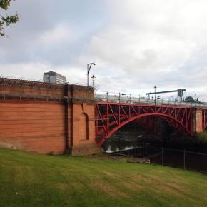 Puente Tidal Weir