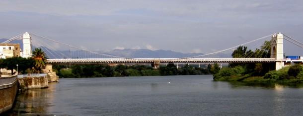 Puente de Amposta (fotografía: Arkilla)