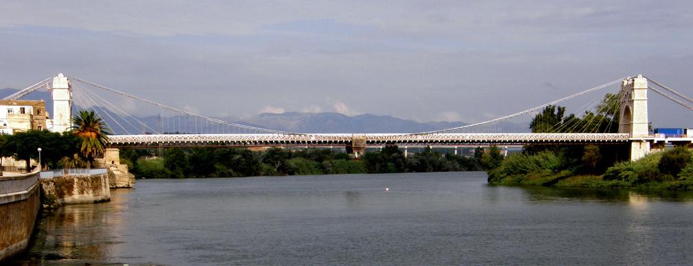 Puente de amposta fotograf a arkilla for Oficina de treball amposta