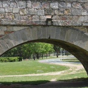 Puente Romano de Salamanca (fotografía de Thierry Lacroix)