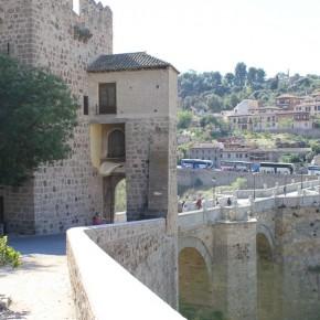 Puente de San Martín en Toledo (fotografía de Thierry Lacroix)