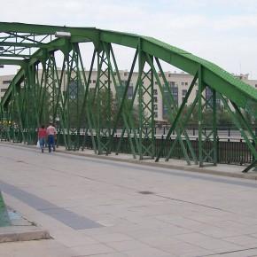 Puente del Pilar (fotografía de José Carlos Gómez Crespo)