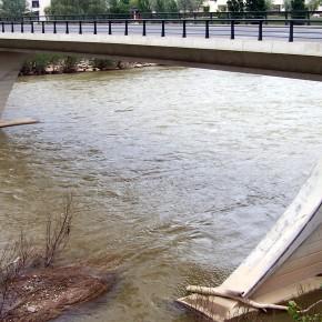 Puente del Pilar Zaragoza (fotografía de José Carlos Gómez Crespo)