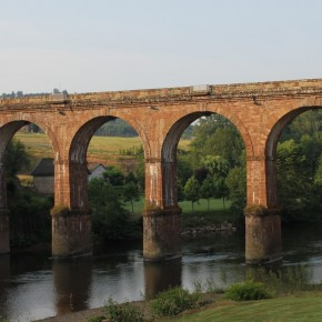 Puente ferroviario de Saint Pantaleon de Larche