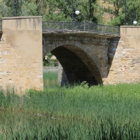 Puente de Piedra de Soria (Fotografía de Thierry Lacroix)
