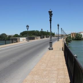 Puente de Tudela (fotografía de Thierry Lacroix)