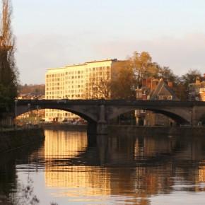 Puente de la Liberación (fotografía de Thierry Lacroix)