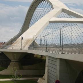 Puente del Tercer Milenio (fotografía de Thierry Lacroix)