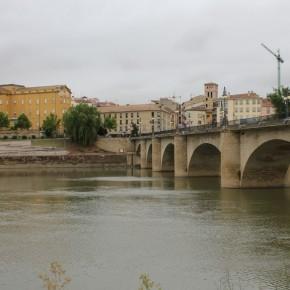 Puente de Piedra, Logroño (fotografía de Thierry Lacroix)