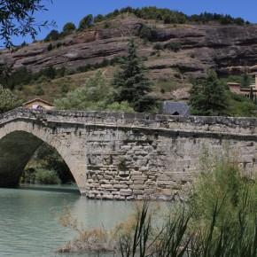 Puente de Abajo en Graus 4