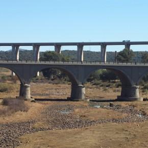 Puente nuevo de Jaraicejo