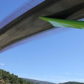 Viaducto sobre el Río Guarga 2