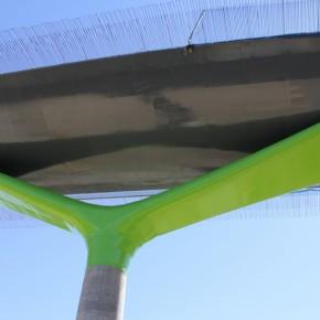 Viaducto sobre el Río Guarga 3
