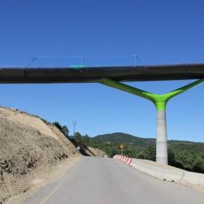 Viaducto sobre el Río Guarga 5