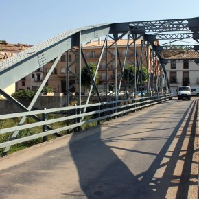Puente de Hierro de Valderrobres (fotografía de Thierry Lacroix)