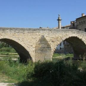 Puente de Piedra de Valderrobres (fotografía de Thierry Lacroix)