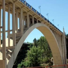 Viaducto de Fernando Hue (fotografía de Thierry Lacroix)